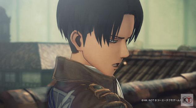 進撃の巨人 PS4 ゲーム PVに関連した画像-22