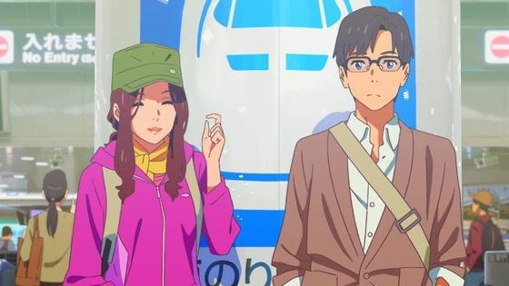 新海誠 君の名は。 奥寺先輩 司 婚約 裏設定に関連した画像-02