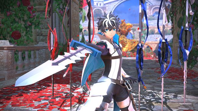 フェイト エクステラ リンク グラフィック ゲーム画面 シャルルマーニュに関連した画像-07