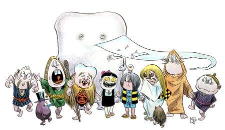 水木しげる わたしの日々 連載 終了 漫画家 ゲゲゲの鬼太郎 ビックコミックに関連した画像-01