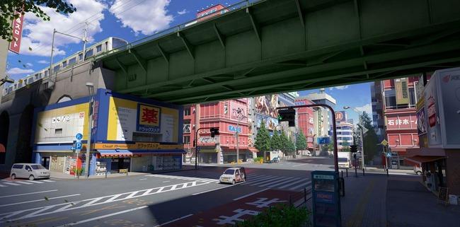 荒野行動 新MAP 東京 再現度 クオリティに関連した画像-04
