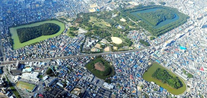 大阪 百舌鳥古墳群 古市古墳群 世界遺産 ユネスコに関連した画像-01