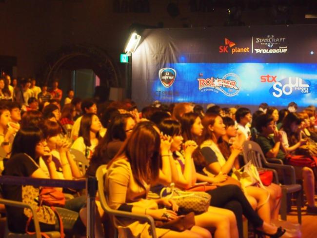eスポーツ 韓国 女性ファンに関連した画像-03