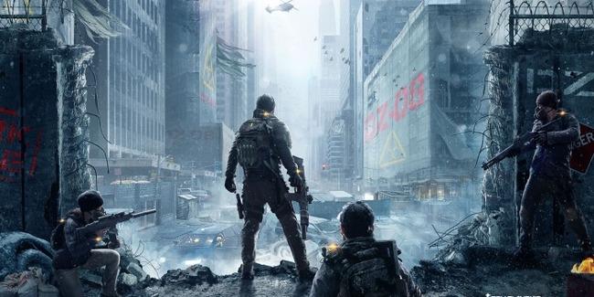 ザ・ディビジョン ディビジョン PS4 XboxOne スクショに関連した画像-01