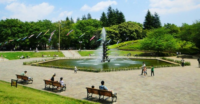 東京 都民 公園 外出 自粛に関連した画像-01