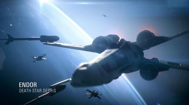 スターウォーズ バトルフロント2 スターファイター・アサルトに関連した画像-01