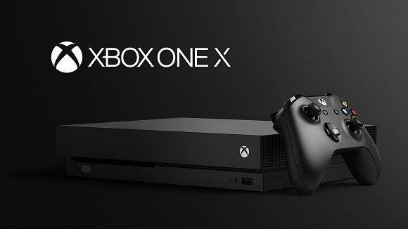 XboxOneX 未発表 プロジェクトに関連した画像-01