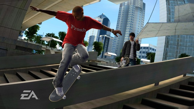 EA SKATE 新作 開発決定に関連した画像-01