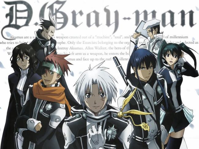 ���˥��D.Gray-man�� ���˥��������ð�������� ��������ᥤ���ο����㥹�Ȥ����ء���