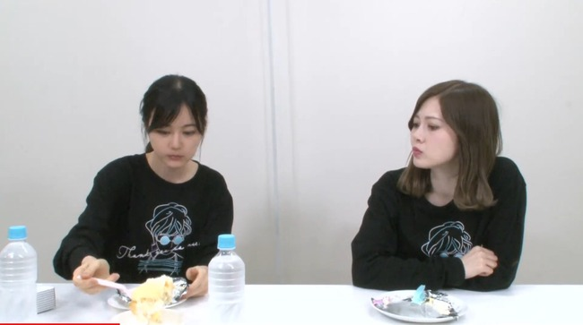 乃木坂46 白石麻衣 生田絵梨花 ケーキ 捨てに関連した画像-04