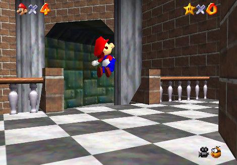 スーパーマリオ64 TAS 新記録に関連した画像-14