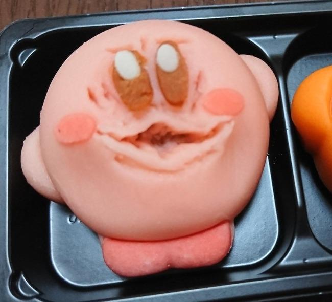 カービィ 和菓子 に関連した画像-04