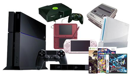 歴代 ゲーム機 ファミコン プレイステーション XBoxに関連した画像-01