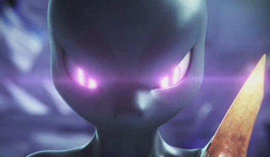 ポケットモンスター ポケモン ポッ拳 ミュウツー ダークミュウツーに関連した画像-01