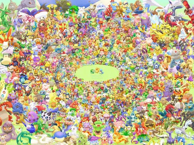 ポケモン 20周年 ポケモン20周年 全世界 NHK つぶやきビッグデータ 特集 増田順一 ゲームフリークに関連した画像-13