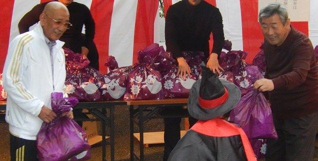 山口組 ハロウィン お菓子 毎年恒例に関連した画像-01