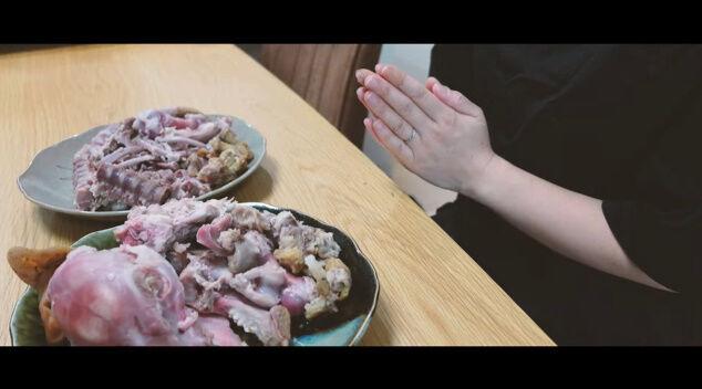 100日目に食われるブタ YouTube チャンネル 100日後 食べる 丸焼き 動画に関連した画像-04