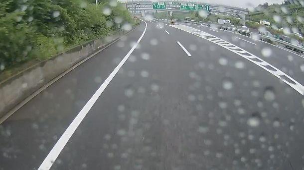高速道路 逆走 ドライブレコーダーに関連した画像-01
