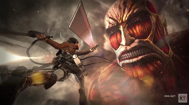 進撃の巨人 コーエーテクモゲームスに関連した画像-01