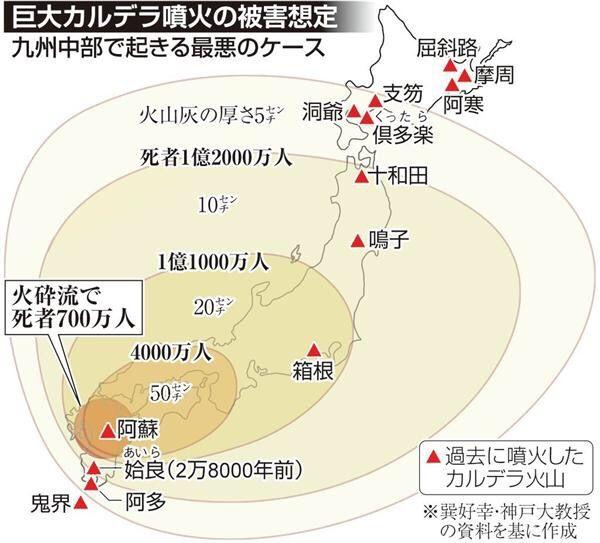 熊本地震 阿曽山 火山活動に関連した画像-03