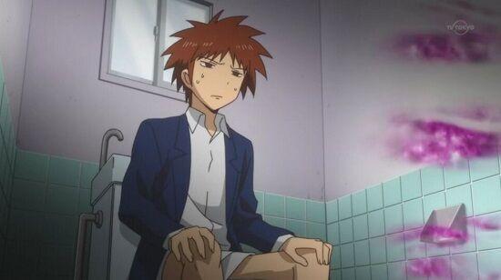 小学校先生男子トイレ個室に関連した画像-01