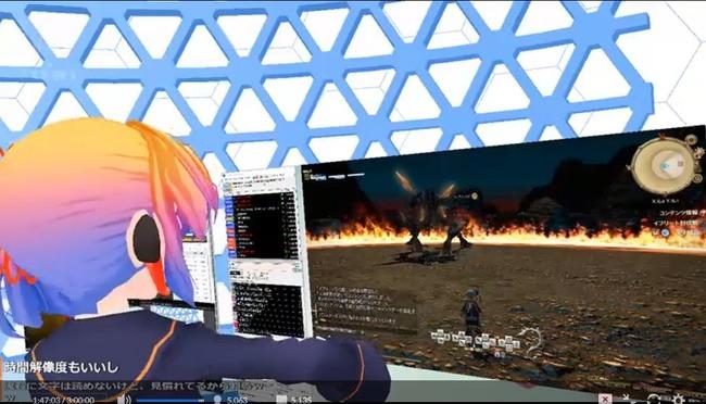 ドワンゴ ニコニコ バーチャルキャスト VR バーチャル配信者 生放送に関連した画像-08