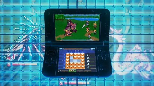 ピクトロジカ ファイナルファンタジー 3DSに関連した画像-06