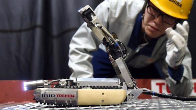 福島原発 ロボット 放射線 即死に関連した画像-04
