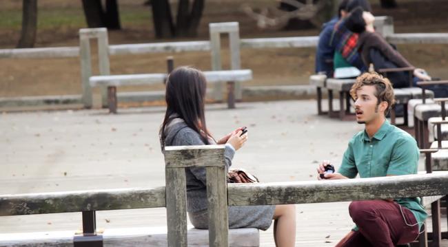 東京 外国人 プロポーズ 指輪 奇跡に関連した画像-06