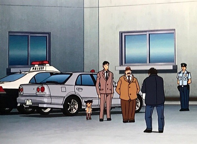 名探偵コナン コナン 身長 ER34 タイヤに関連した画像-02