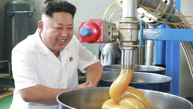 北朝鮮 金正恩 自国民 軍部 幼稚園 キムの2乗 揶揄に関連した画像-01