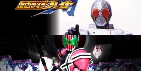 仮面ライダー ディケイド 剣 ブレイド 一挙放送に関連した画像-01