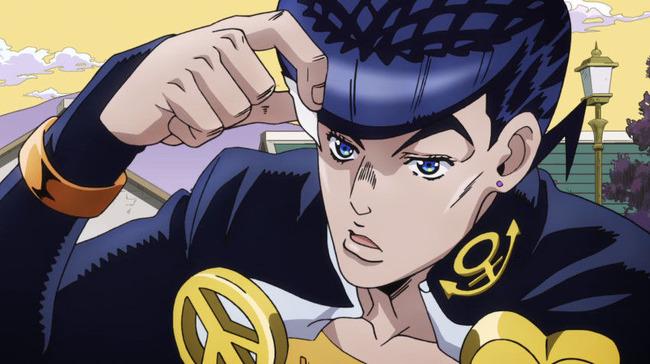 ジョジョの奇妙な冒険 ジョジョ ダイヤモンドは砕けない 4部 アニメに関連した画像-01