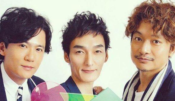 元SMAP SMAP NEWSMAP 稲垣吾郎 草なぎ剛 香取慎吾に関連した画像-01