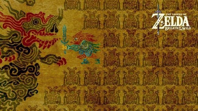 ゼルダの伝説 ニンテンドースイッチ 流出 コスチューム 武器に関連した画像-03