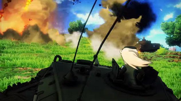 ガルパン ガールズ&パンツァー 最終章 PS4 ドリームタンクマッチ オンラインゲームに関連した画像-23