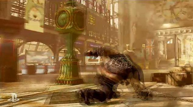 E3 SCE カンファレンス ストリートファイターに関連した画像-06