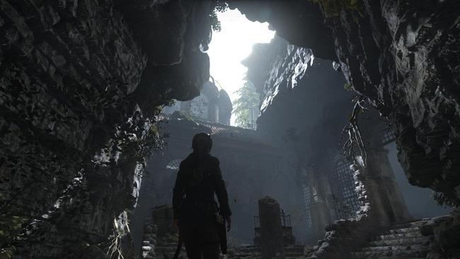 PC XboxOne グラフィック ライズオブトゥームレイダーに関連した画像-03