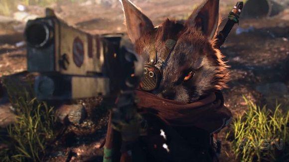 【神ゲー臭】ケモノ世界のオープンワールド銃剣アクションRPG『バイオミュータント』発表!!PS4・PC・XboxOneで2018年発売!!