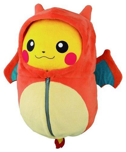 ピカチュウ ポケモン 一番くじ バンプレスト ぬいぐるみ 寝袋に関連した画像-03