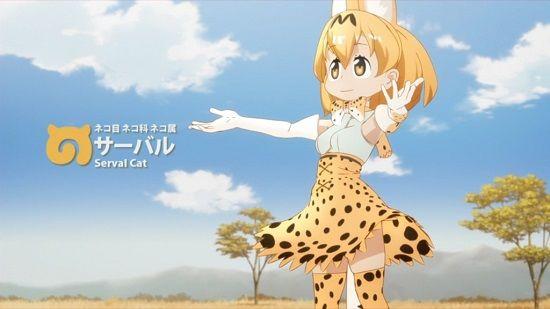 けものフレンズ ニコニコ動画 有料アニメランキングに関連した画像-01