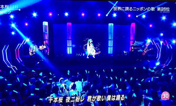 初音ミク ミュージックステーション Mステ タモリ 反応 ドン引き 放送事故に関連した画像-06