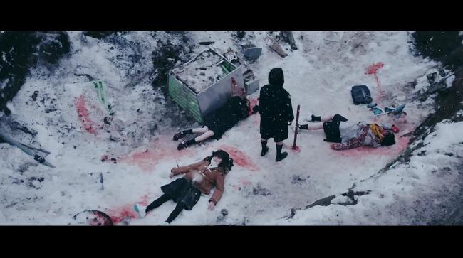 実写映画 ミスミソウ 残虐 特報映像 トラウマ 除雪車 閲覧注意に関連した画像-03