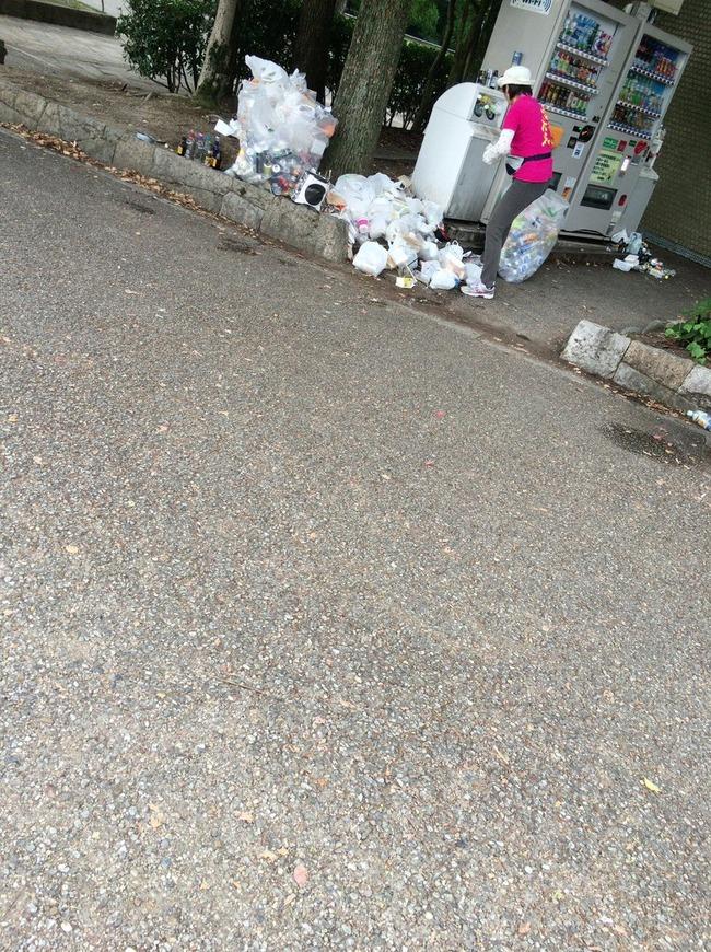 ポケモンGO 公園 ゴミに関連した画像-05