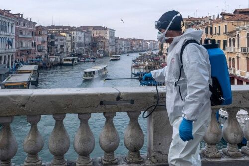 イタリア 新型コロナウィルスに関連した画像-01