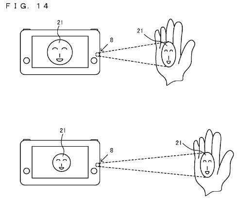 NX キネクト Kinect 任天堂 特許に関連した画像-04