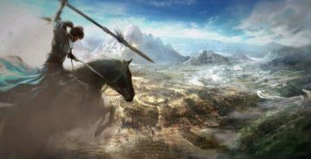 真・三國無双8 オープンワールド PS4 に関連した画像-01