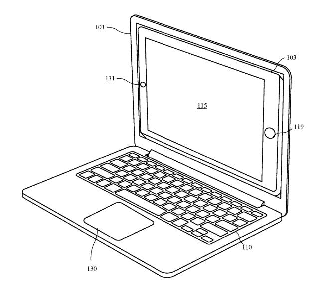 iPhone iPad ノートPC アクセサリー 特許に関連した画像-05