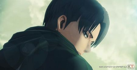 進撃の巨人 PS4 ゲーム PVに関連した画像-01