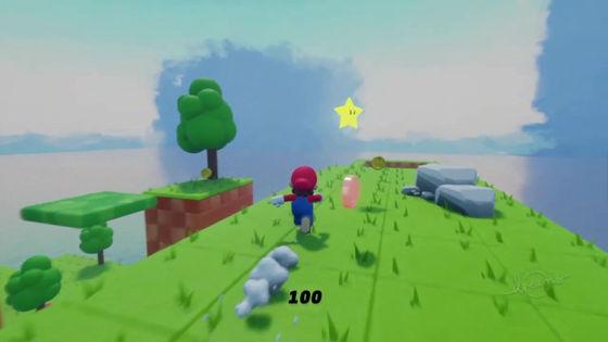 ファン PS4 スーパーマリオ 自作 任天堂 苦情 削除に関連した画像-03